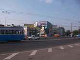 Билборд на Октябрьской площади