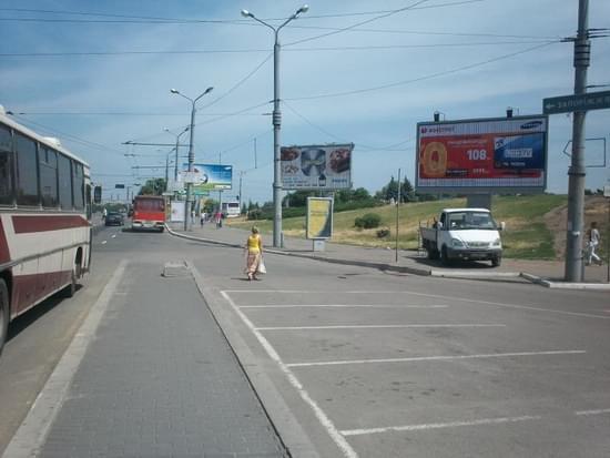 Днепропетровск. Призма на Плеханова