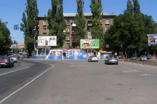 Одесса. Призматрон на Среднефонтанской.