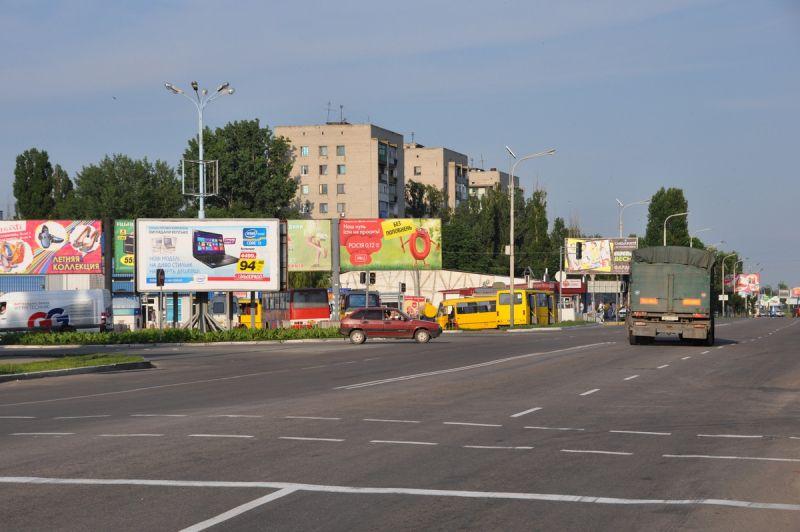 Щит в Павлограде