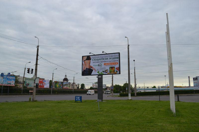 Наружная реклама в Луцке