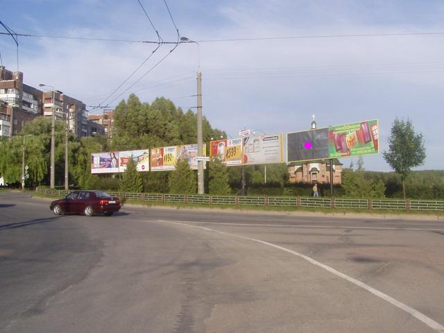 Билборды в Тернополе